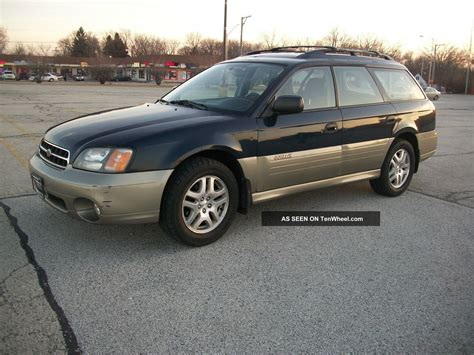 subaru awd wagon 2002 subaru outback awd with 5 speed manual transmission