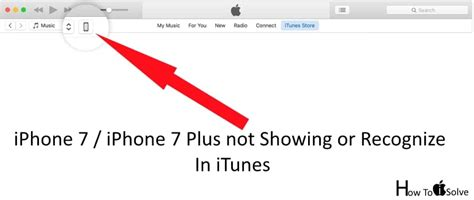 iphone not showing in itunes fix iphone x iphone 8 plus 7 won t connect not