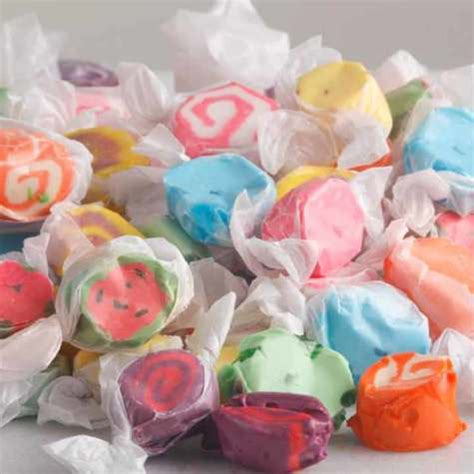 Salt Water Taffy, Salt Water Taffy River Street Sweets
