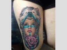 Tatouage Indienne Femme Tattooart Hd
