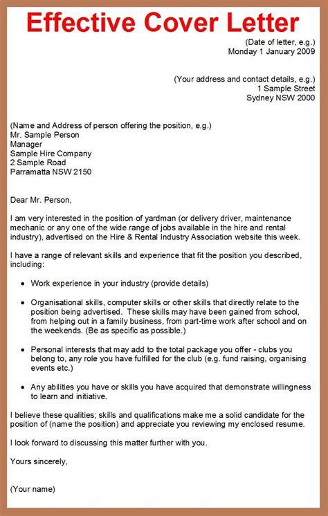 write  cover letter   job application google