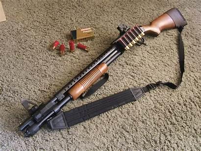 Shotgun Shooting Wallpapers Shotguns Guns Weapons Gun