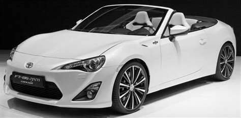 toyota gt  convertible review price specs cars