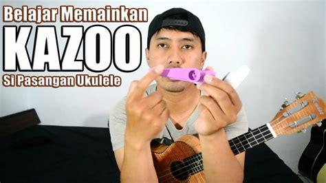 Dengan begitu bunyi dan nada akan tercipta. Cara Main Kazoo Alat Musik Pasangan Ukulele | Membranofon - YouTube