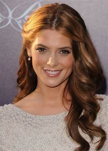 Ashley Greene Long Hairstyle: Curls for Party - Pretty Designs