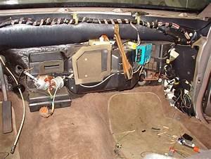 2000 Lincoln Town Car Blower Motor Resistor