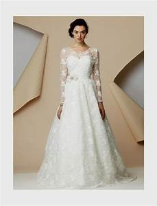 a line wedding dress with sleeves naf dresses With a line lace wedding dress with sleeves