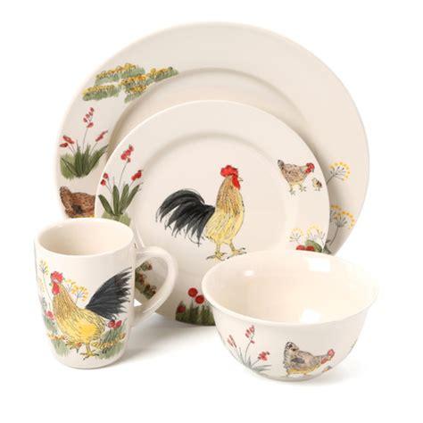 rooster dishes paula deen cookware wayfair