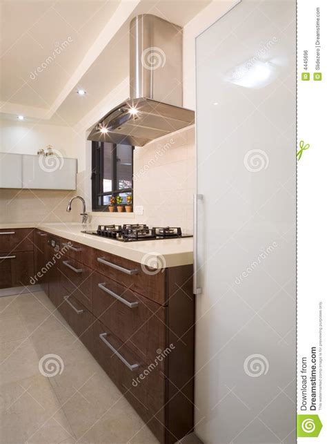 conception de cuisine conception de luxe de cuisine photo stock image du compteurs home 4445696