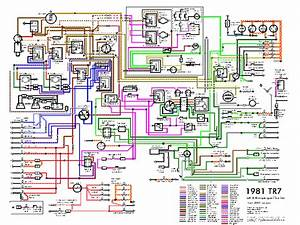 Wiring Diagram Needed For Tr7 1981 - Tr7  8 Forum