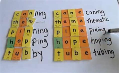Double Consonants Spelfabet