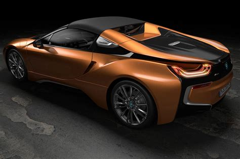 Bmw I8 Roadster Photo by 2019 Bmw I8 Roadster Updated I8 Coupe Debut In L A