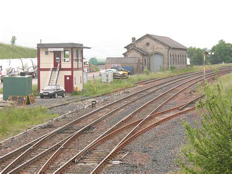 kirkby sheds kirkby stephen station signal box and 169 stephen craven