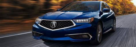 When Do 2020 Acura Tlx Come Out by What Colors Does The New 2019 Acura Tlx Come In