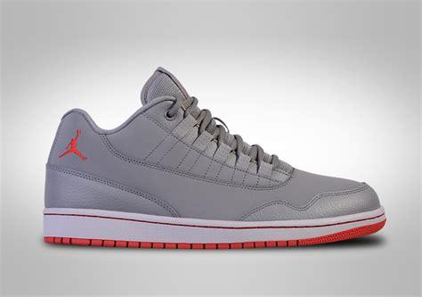 Nike Air Jordan Executive Low Wolf Grey Gym Red Price €85