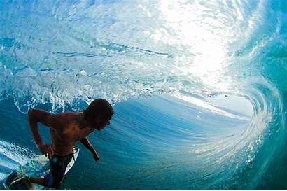 Surfing Surfer Surfers Surf Barrel Wave Barrels