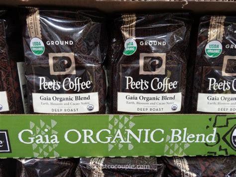 Peet's Coffee Gaia Organic Blend Coffee Lovers Diet Recipes Percolator Non Electric Icon Art Woolworths Kijiji Iconic Brisbane Tastes Burnt Reviews