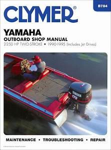 Yamaha Outboard Repair Manual 2