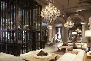 floor and decor atlanta a tour of the restoration hardware flagship store in