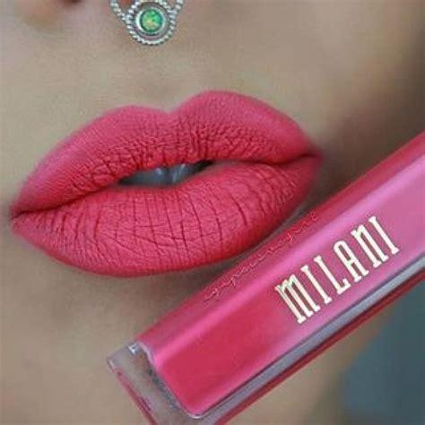 milani amore matte lip creme cherish original