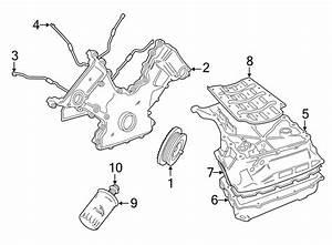 Jaguar Xjr Engine Oil Filter Adapter  Supercharger