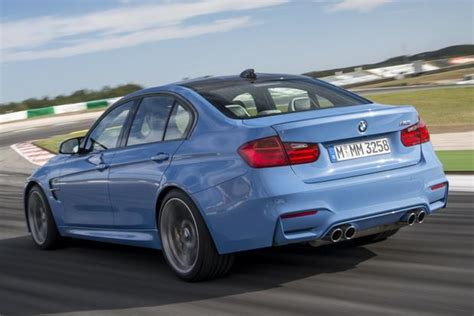 2015 Bmw M3 New Car Review Autotrader