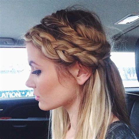 cute rainy day hairstyles cute easy hairstyles for rainy days hair