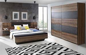 Schwedische Möbel Online Shop : chilly schlafzimmer von forte eiche nachbildung m bel ~ Sanjose-hotels-ca.com Haus und Dekorationen