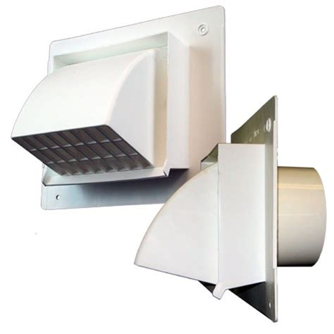 chimney exhaust fans intake or exhaust vent hood for 4 quot ducting primex wc401