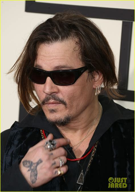 Johnny Depp Changes Amber Heard Tattoo To 'scum' Photo