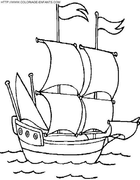 Dessin Bateau Corsaire by Coloriage Pirate Bateau Corsaire Coloriage Pinterest