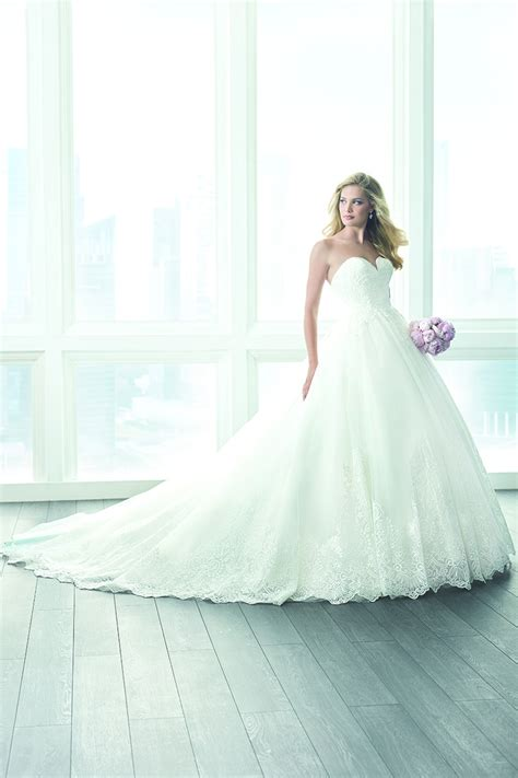 ball gown wedding dress  christina wu brides