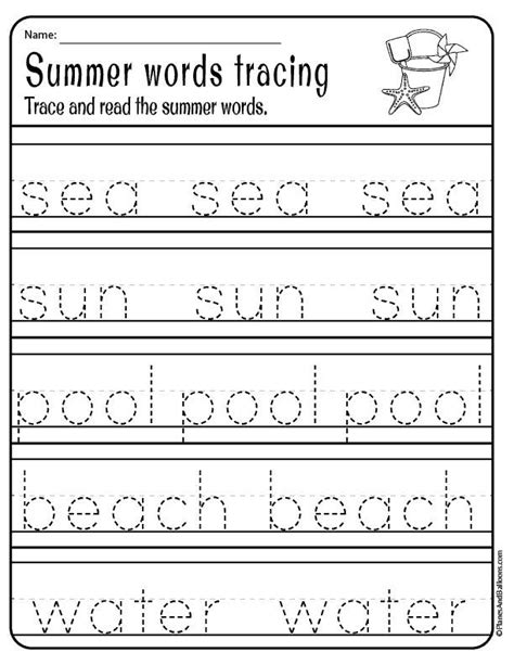 cvc words kindergarten worksheet  schematic