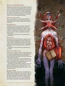 Volo U0026 39 S Guide To Monsters