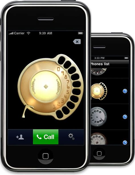 iphone dialer rotary dialer for iphone iclarified