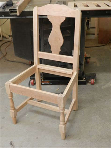 how to build a diy wood chair dowelmax
