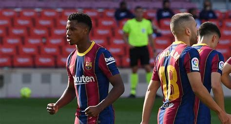 Barcelona vs. Real Madrid EN VIVO: Ansu Fati se convierte ...