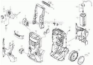 Parts Manual For Karcher Pressure Washer