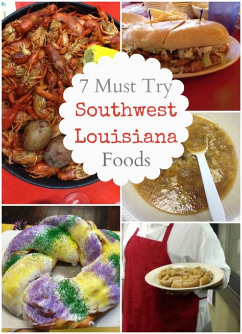 cuisine of louisiana louisiana foods food ideas