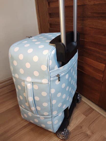 Aula mala do bebe luxo - com rodinhas - by Paty Bueno no ...