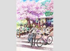 Minami Kamakura High School Girls Cycling Club Anime