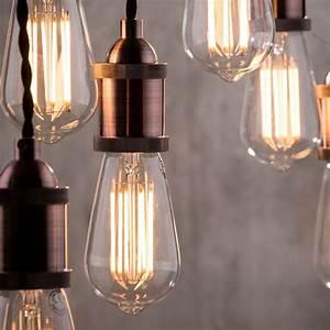 Alton, Industrial, Style, 7, Light, Ceiling, Cluster, Pendant