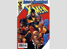 The Uncanny XMen #378 First & Last Part 1 Issue