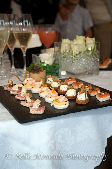 canapes italien canapes wedding food