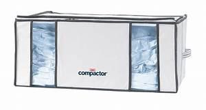 Housse Vide D Air : compactor pro xxl rangement literie ~ Melissatoandfro.com Idées de Décoration