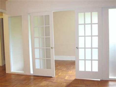 french door room patitions wall  home sliding french