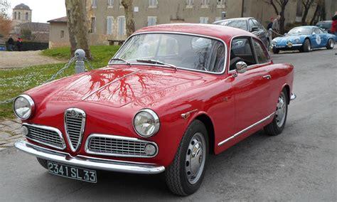 Alfa Romeo Giulietta Sprint Group Gt (1955)