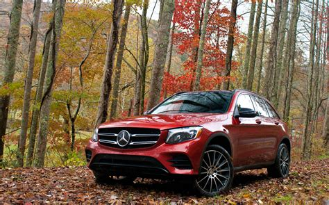 2016 Mercedes Glc300 by 2016 Mercedes Glc 300 4matic Review Autoguide News