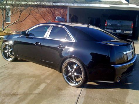 ozborneswt  cadillac cts specs  modification info  cardomain