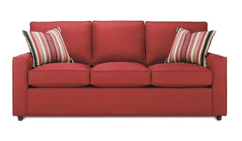 sofa furniture monaco sleeper sofa d189 by rowe furniture